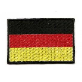 écusson drapeau allemand thermocollant
