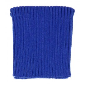 2 poignets ou bas de pantalon bord côte